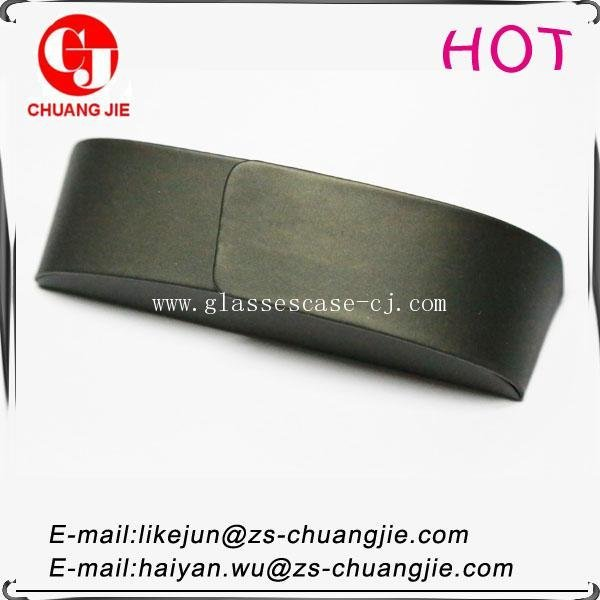 ChuangJie 8035 PU Handicraft Glasses Case
