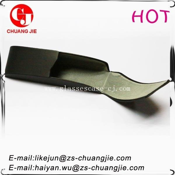 ChuangJie 8035 PU Handicraft Glasses Case