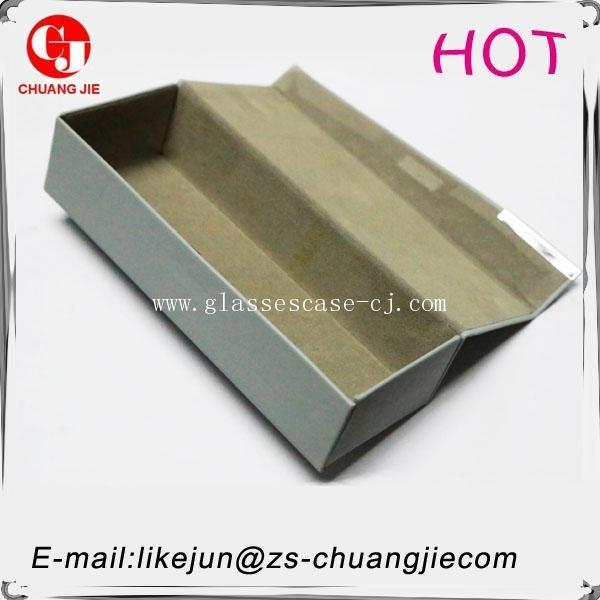 ChuangJie 8052 PU Handicraft Glasses Case