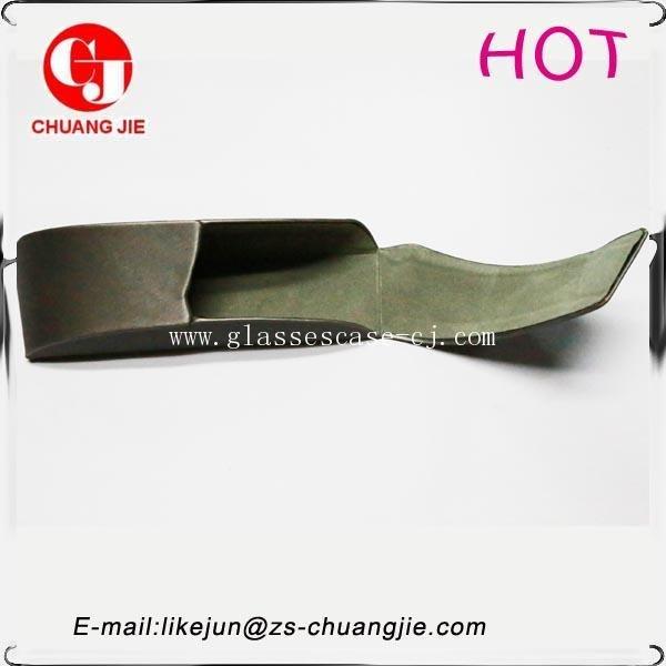 ChuangJie 8057 PU Handicraft Glasses Case