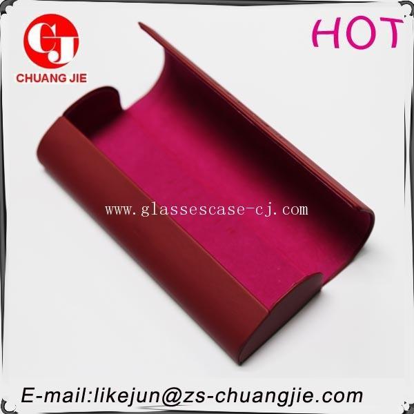 ChuangJie 8059 PU Handicraft Glasses Case