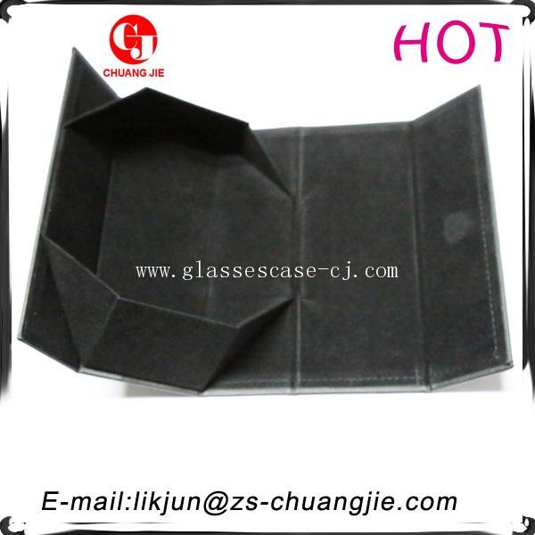 ChuangJie 8065 PU Handicraft Glasses Case