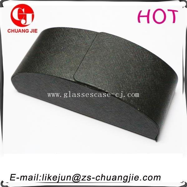ChuangJie 8070 PU Handicraft Glasses Case