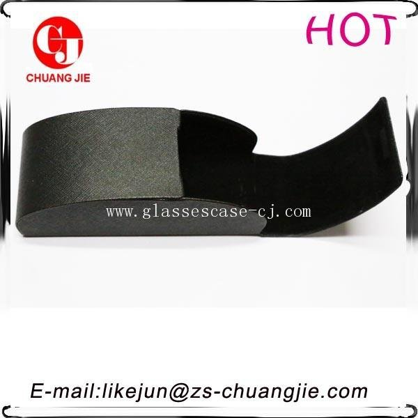 ChuangJie 8070 PU Handicraft Glasses Case