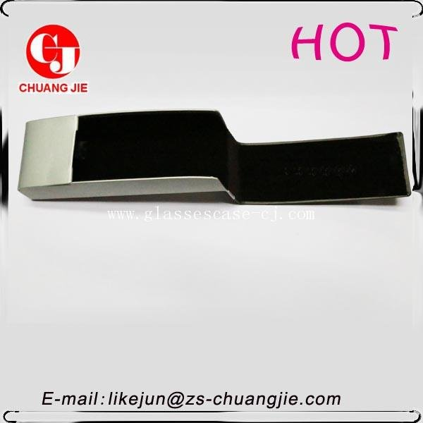 ChuangJie 8085 PU Handicraft Glasses Case