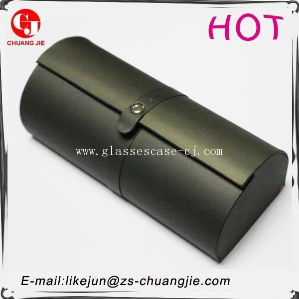 ChuangJie 8088 PU Handicraft Glasses Case