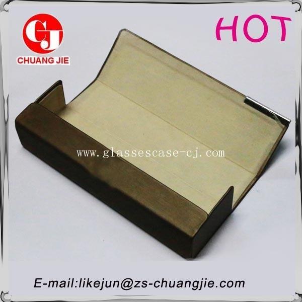 ChuangJie 8143 PU Handicraft Glasses Case