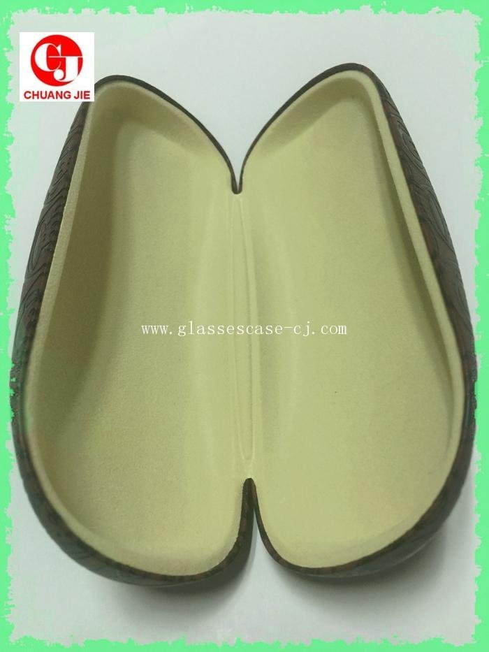 Chuangjie 8002 PU glasses case(new)