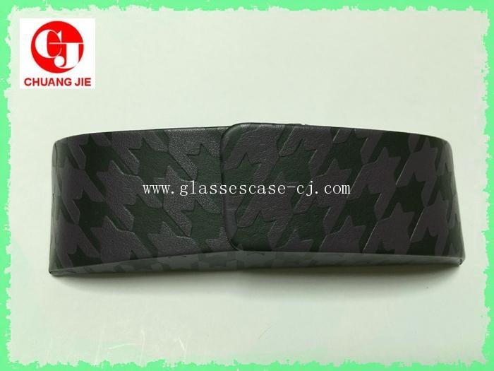 ChuangJie 8035 Fashion PU Glasses Case (New)