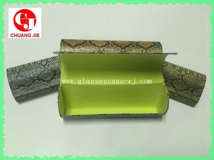 ChuangJie 8059 Quality PU Glasses Cases (New)