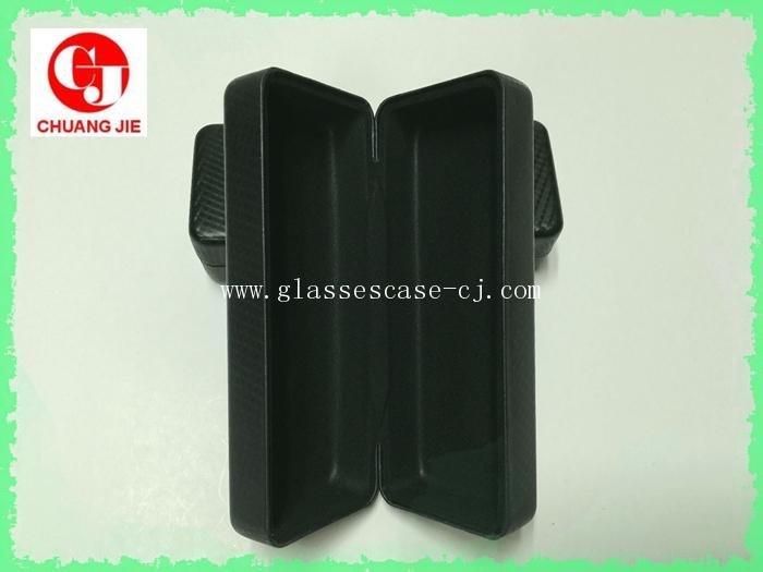 ChuangJie 8051 Black PU Glasses Case (New)